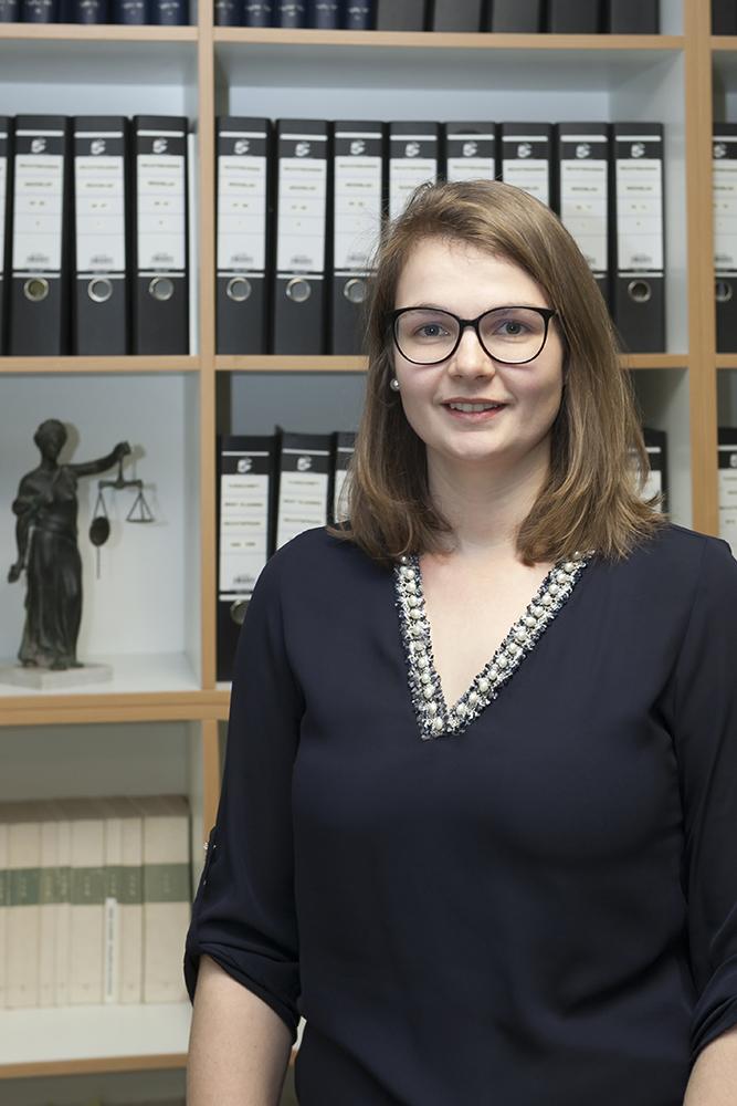 Advocaat Sofie Vangheluwe